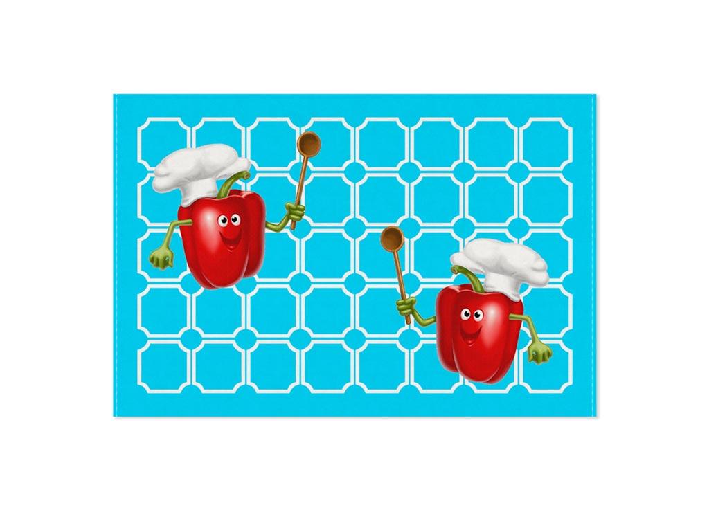 Полотенце кухонное Soavita Паприка, 40 х 60 см1004900000360Кухонное полотенце Soavita Паприка, выполненное из 100% хлопка, оформлено оригинальным рисунком. Изделие предназначено для использования на кухне и в столовой.Такое полотенце станет отличным вариантом для практичной и современной хозяйки.Рекомендуется стирка при температуре 40°C.