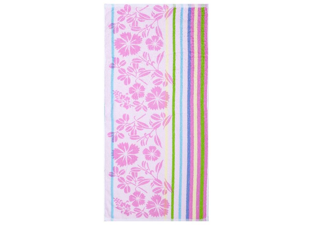 Полотенце Soavita Василек, цвет: розовый, 60 х 120 см68/5/3Банное полотенце Soavita Василек выполнено из 100% натурального, экологически чистого хлопка. Полотенце очень практично и неприхотливо в уходе. Оно отлично впитывает влагу, быстро сохнет, сохраняет яркость цвета и не теряет форму после многократных стирок. Такое полотенце Soavita Василек идеально дополнит интерьер вашей ванной комнаты или кухни и создаст атмосферу уюта и комфорта.