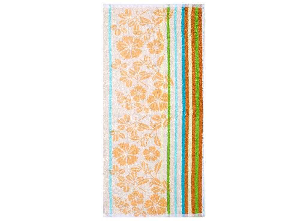 Полотенце Soavita Василек, цвет: оранжевый, 60 х 120 смC0042416Банное полотенце Soavita Василек выполнено из 100% натурального, экологически чистого хлопка. Полотенце очень практично и неприхотливо в уходе. Оно отлично впитывает влагу, быстро сохнет, сохраняет яркость цвета и не теряет форму после многократных стирок. Такое полотенце Soavita Василек идеально дополнит интерьер вашей ванной комнаты или кухни и создаст атмосферу уюта и комфорта.