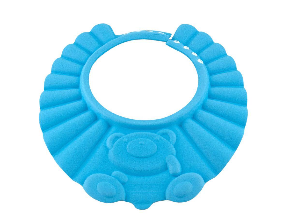Baby Swimmer Детская шапочка-козырек для душа цвет голубой BS-SH01-D -  Контейнеры для игрушек, ковши