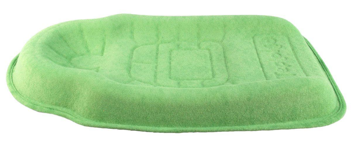 TeploKid Позиционер-подушка цвет зеленый TK-SM01-D teplokid позиционер для сна tk sm02 d