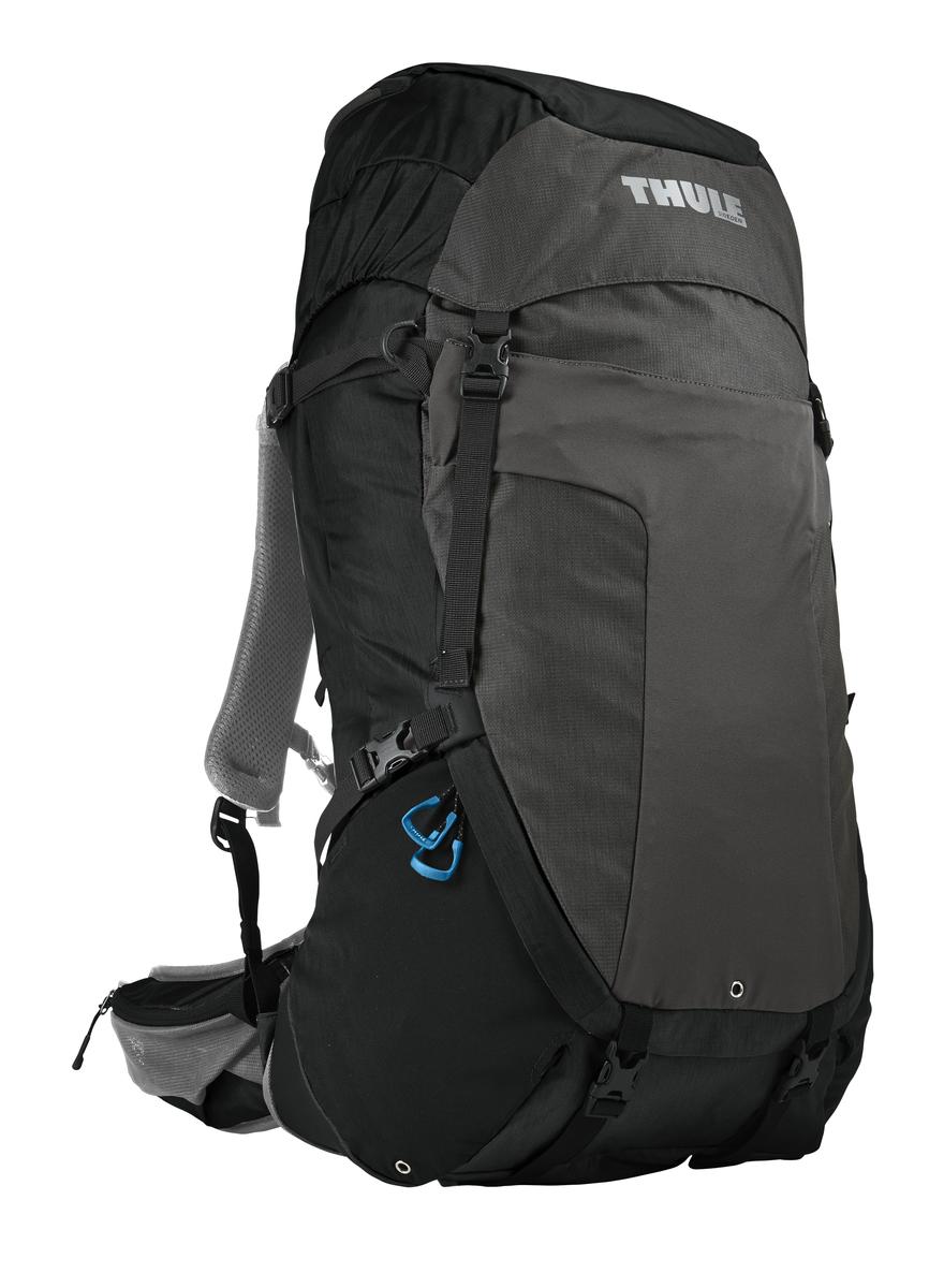 Рюкзак туристический мужской Thule Capstone, цвет: темно-серый, 50 л206600Мужской рюкзак Thule Capstone с объемом 50 л идеален для однодневного пешего похода или непродолжительного похода легкого уровня.Имеет полностью регулируемую подвеску, воздухопроницаемую заднюю панель и вшитый дождевой чехол.Система крепления MicroAdjust позволяет отрегулировать ремень для торса на 10 см при надетом рюкзаке, чтобы добиться идеальной посадки.Сеточная задняя панель натягивается, обеспечивая превосходную воздухопроницаемость и позволяя вам не потеть и оставаться сухим в пути.Яркая съемная накидка от дождя обеспечивает сухость ваших принадлежностей во время ливнейРегулируемый поясной ремень совместим со взаимозаменяемыми аксессуарами VersaClick (продаются отдельно).С помощью держателя палок VersaClick, входящего в комплект поставки, можно удобно закрепить треккинговые палки на поясном ремне, не снимая рюкзак.Небольшие принадлежности можно хранить в карманах на молнии в верхнем клапане и в поясном ремне.Доступ к содержимому сверху, снизу и сбоку упрощает загрузку и разгрузку рюкзака и позволяет легко найти нужную вещь во время пути.Эластичный карман Shove-it Pocket обеспечивает быстрый доступ к часто используемым предметамМожно легко переместить снаряжение в переднюю часть рюкзака с помощью ремешка, продетого сквозь прочную петлю.Задние крепления для треккинговых палок и ледоруба можно убрать, если они не используются.