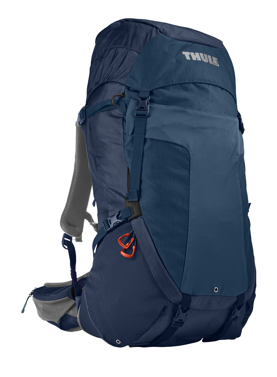 Рюкзак туристический мужской Thule Capstone, цвет: темно-синий, 50 л рюкзак мужской thule capstone цвет оранжевый 32л
