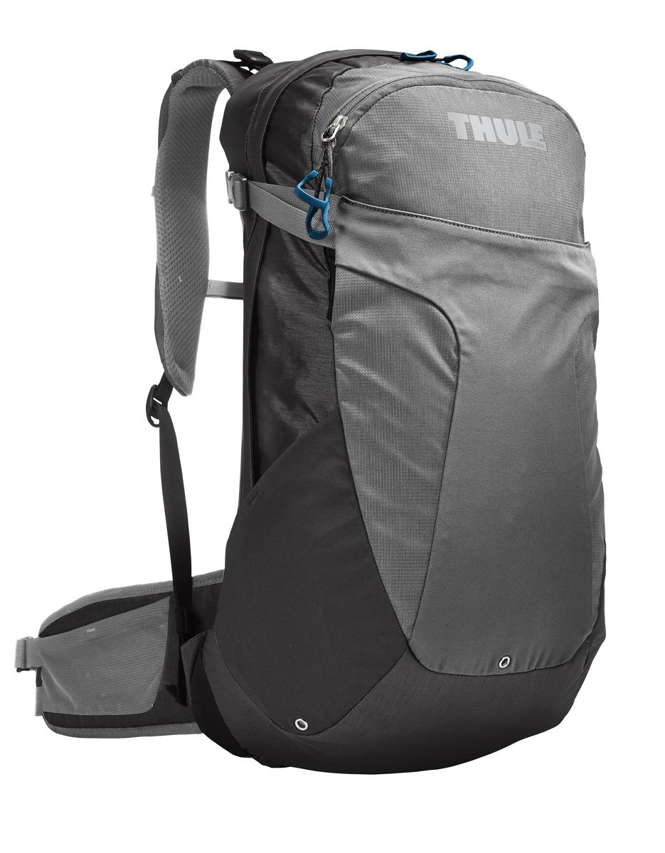 Рюкзак туристический женский Thule Capstone, цвет: серый, 22 л. Размер S/M207502Женский рюкзак Thule Capstone идеально подходит для однодневных путешествий или коротких походов. Рюкзак снабжен яркой накидкой от дождя и системой крепления MicroAdjust, которая обеспечивает максимальную регулировку для идеальной посадки. Сзади расположена натягиваемая сеточная панель для максимальной воздухопроницаемости. Рюкзак оснащен 1 вместительным отделением на застежке-молнии. Спереди имеется 2 кармана, один из которых на застежке-молнии. По бокам расположено 2 эластичных кармана. На набедренном ремне имеется 2 небольших кармана.