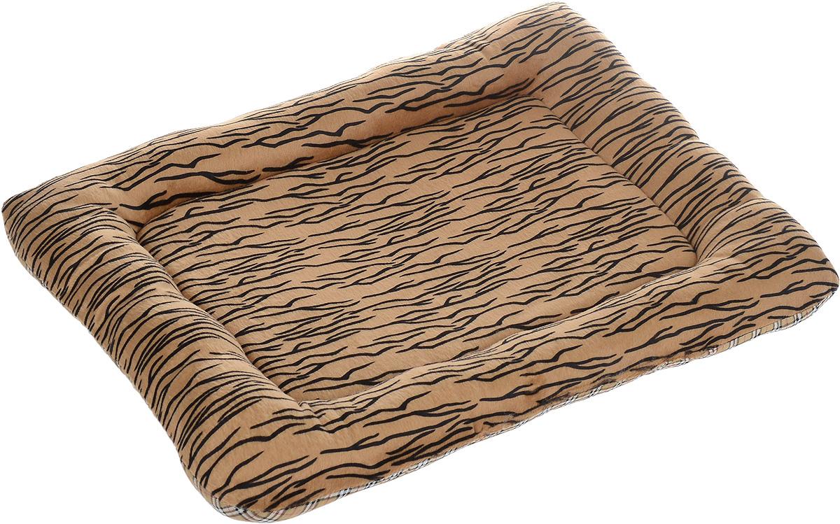 Матрас для животных Каскад Тигр. №3, 64 х 47 см91002755Матрас для животных Каскад Тигр. №3, изготовленный из текстиля, идеально подойдет для автомобилей. Наполнитель выполнен из поролона и полиэстера. Такой матрас поддерживает температурный баланс вашего питомца в любое время года. Яркий дизайн позволяет изделию выглядеть привлекательным даже в период линьки животного.