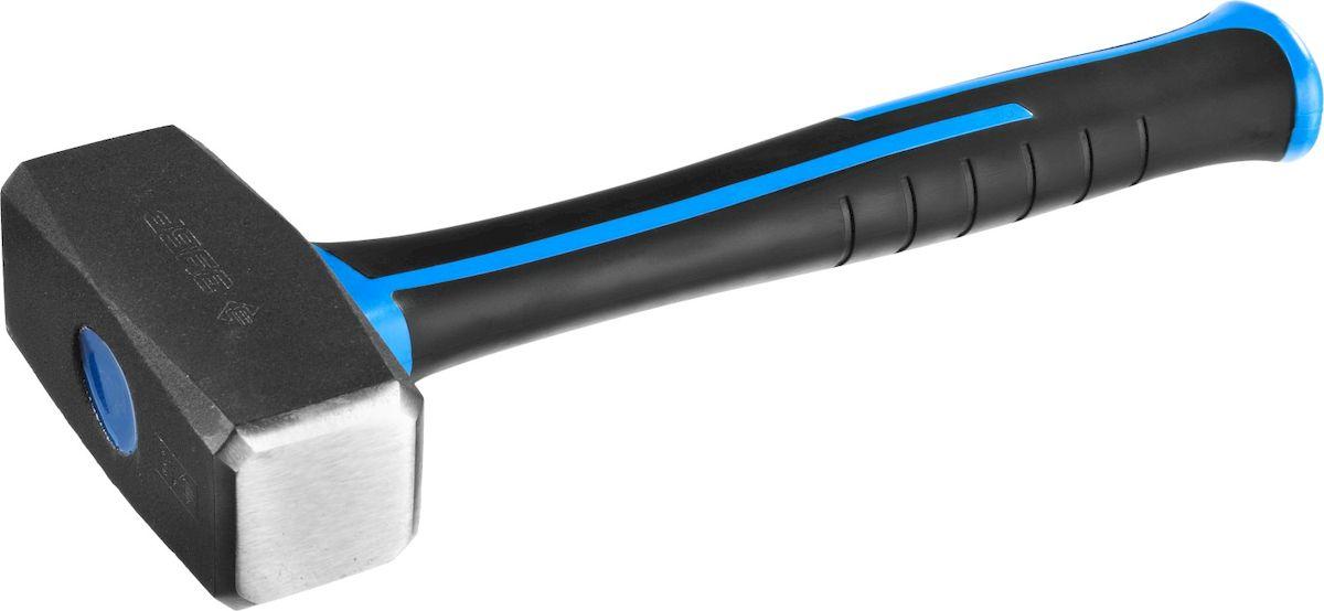 Кувалда Зубр Профессионал, с фибергласовой рукояткой, 2 кг80621Профессиональные кувалда Зубр Профессионал - это надежный долговечный ударный инструмент. Она превышает требования ГОСТ по твердости и прочности на 50%. Фиберглассовая рукоятка обеспечивает надежный и удобный хват. Вклеенная голова выполнена из кованой углеродистой стали. Рабочие части закалены.Вес: 2 кг.