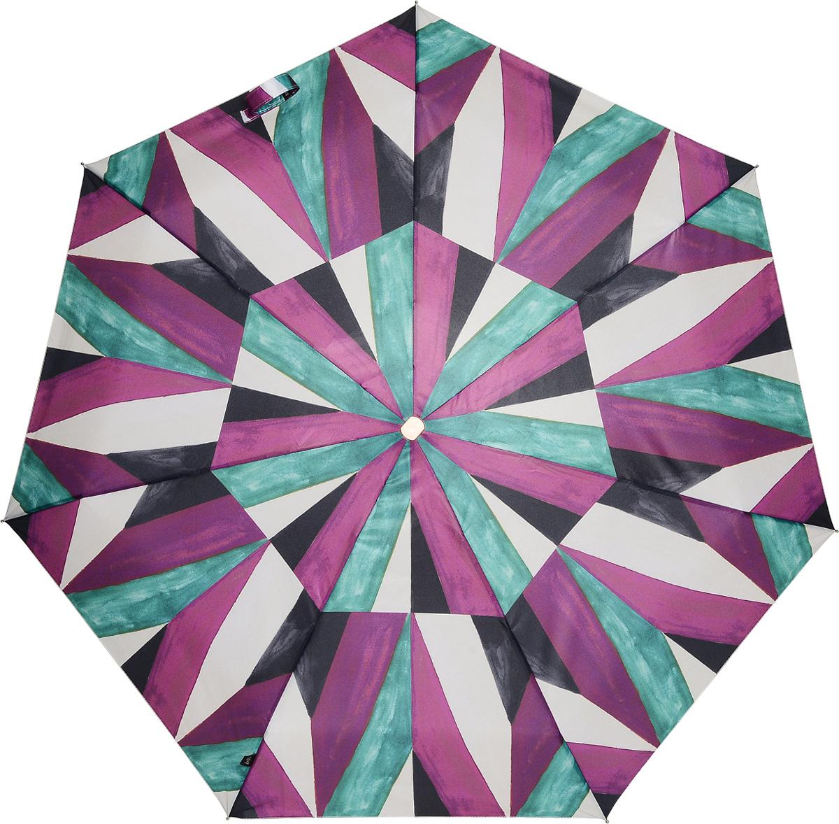 M&P 5869-1 Зонт полный автом. 4 сл. жен.45102176/33205/7900XЗонт испанского производителя Clima. В производстве зонтов используются современные материалы, что делает зонты легкими, но в то же время крепкими. Полный автомат, 4 сложения, 7 спиц, полиэстер.