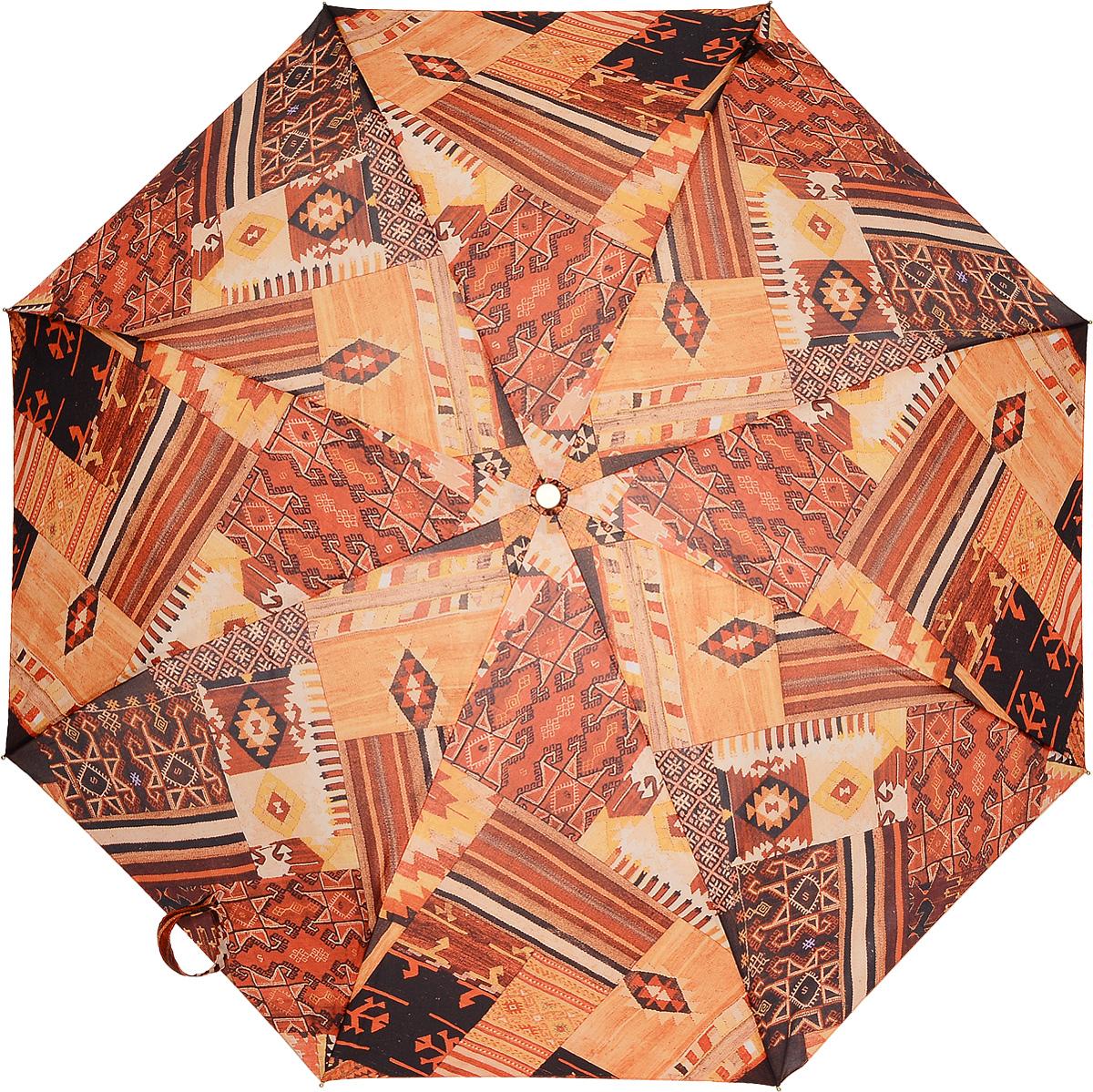 M&P 5867-2 Зонт полный автом. 3 сл. жен.45100019/18303/2900NЗонт испанского производителя Clima. В производстве зонтов используются современные материалы, что делает зонты легкими, но в то же время крепкими.Полный автомат, 3 сложения, 7 спиц, полиэстер.