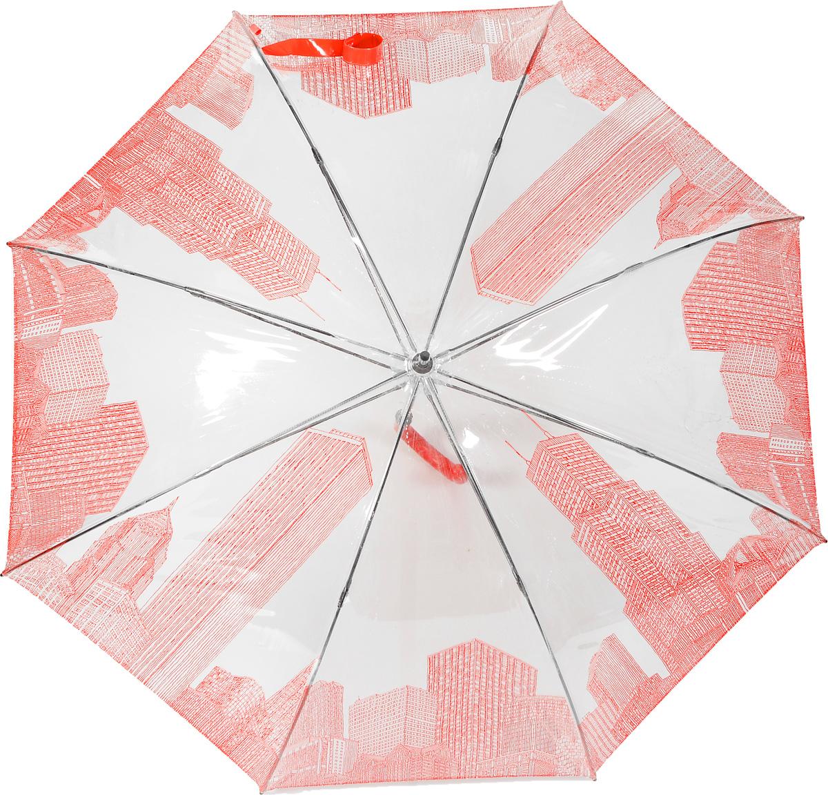 M&P 4799-2 Зонт трость женскийПуссеты (гвоздики)Зонт испанского производителя Clima. В производстве зонтов используются современные материалы, что делает зонты легкими, но в то же время крепкими.Трость автомат, 8 спиц, полиэстер.