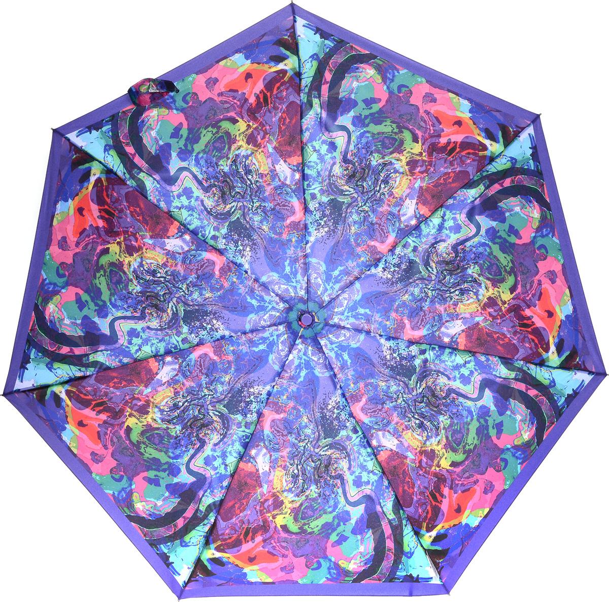 Bisetti 35153-3 Зонт полный автом. 3 сл. жен.Бусы-ниткаЗонт испанского производителя Clima. В производстве зонтов используются современные материалы, что делает зонты легкими, но в то же время крепкими.Полный автомат, 3 сложения, 8 спиц по 54см, полиэстер.