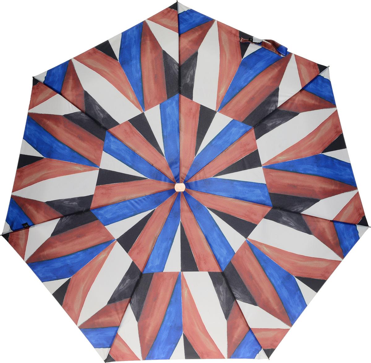 M&P 5869-2 Зонт полный автом. 4 сл. жен.REM12-GREYЗонт испанского производителя Clima. В производстве зонтов используются современные материалы, что делает зонты легкими, но в то же время крепкими. Полный автомат, 4 сложения, 7 спиц, полиэстер.