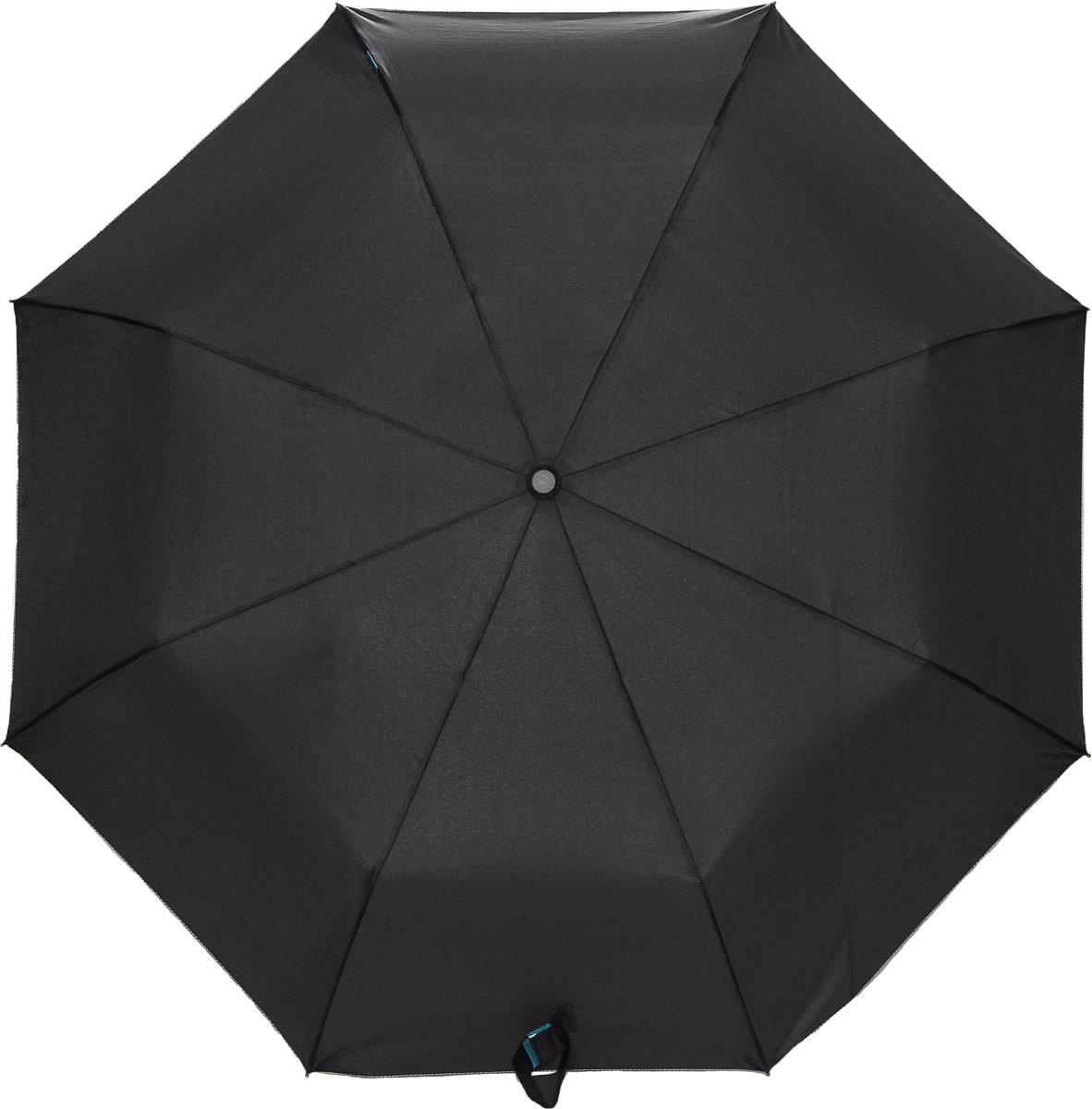 Bisetti 3212-2 Зонт полный автом. 3 сл. муж.REM12-CAM-REDBLACKЗонт испанского производителя Clima. В производстве зонтов используются современные материалы, что делает зонты легкими, но в то же время крепкими.Полный автомат, 3 сложения, 8 спиц по 55см, полиэстер.