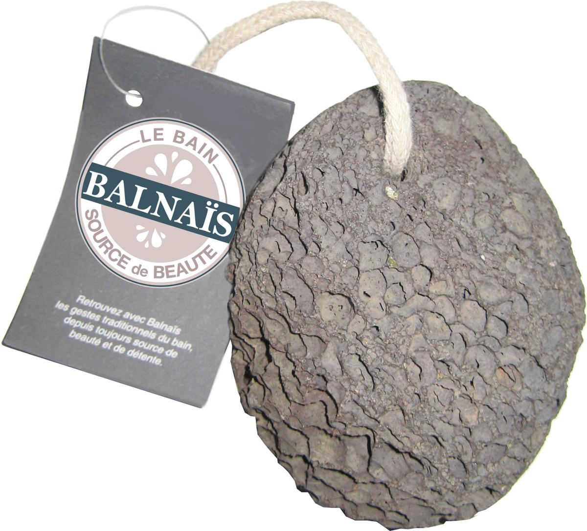 Balnais Пемза из вулканической лавы233cz-1202в_зеленаяПемза из натуральной вулканической лавы идеально подходит для удаления огрубевшей кожи ног