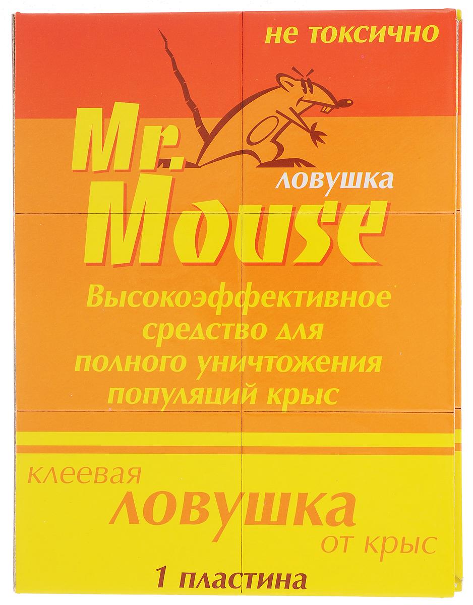 Ловушка клеевая Mr.Mouse, от крыс и других грызуновS03301004Клеевая ловушка Mr.Mouse - это высокоэффективное, нетоксичное средство, которое предназначено для уничтожения грызунов. Обладает высокой уловистостью и длительным фиксирующим действием в отношении грызунов. Абсолютно безвредно для человека и домашних животных, не оказывает раздражающего воздействия на кожу. Клеевые ловушки Mr.Mouse просты в применении и могут быть установлены в любом месте, в том числе и в местах хранения пищевых продуктов.Состав: 52% каучук, 25% производные полиизобутилена, 3% пищевой аттрактант, 20% масло минеральное.Товар сертифицирован.