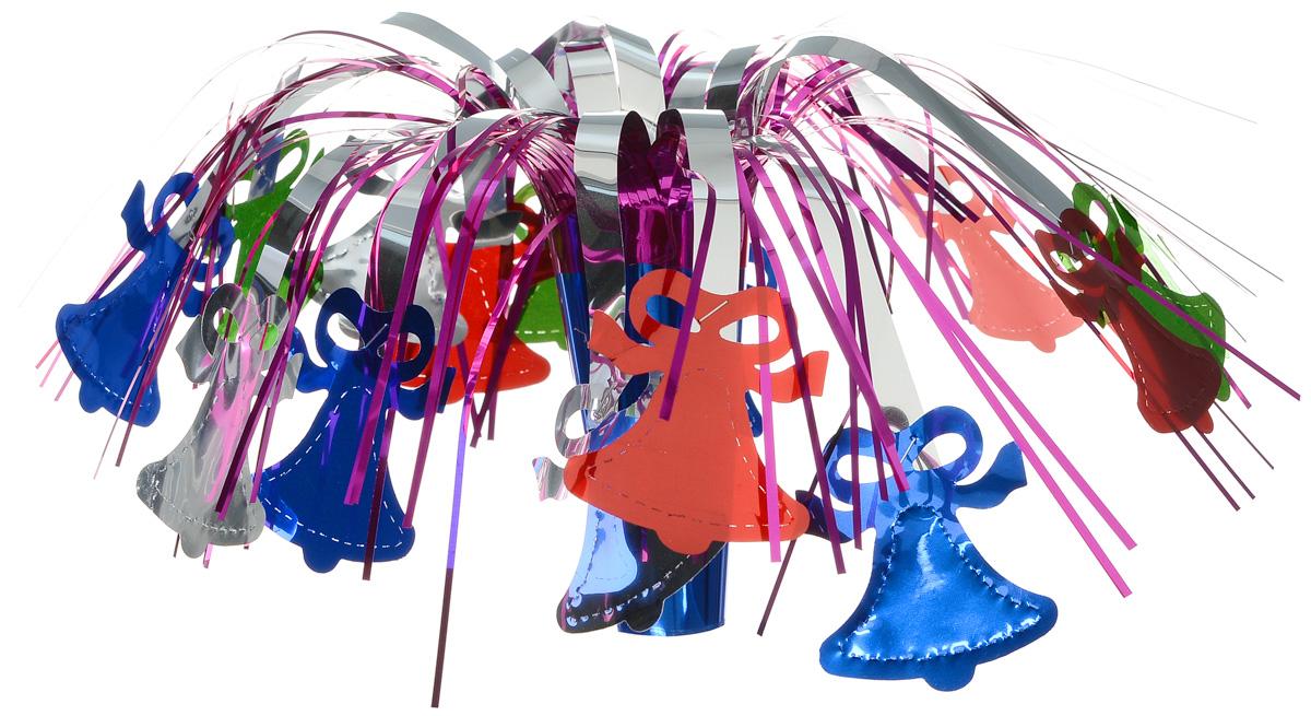 Страна Карнавалия Каскад на стол Колокольчики цвет розовый синий -  Сервировка праздничного стола