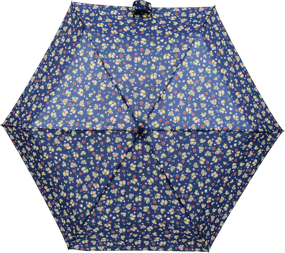 Зонт женский механика Fulton, расцветка: лютик. L501-3155 Buttercup121206 FJПрочный, необыкновенно компактный зонт, который с легкостью поместится в маленькую сумочку. Удобный плоский чехол. Облегченный алюминиевый каркас с элементами из фибергласса.Ветроустойчивая конструкция. Размеры зонта в сложенном виде 15смх6смх3см, диаметр купола 87 см.