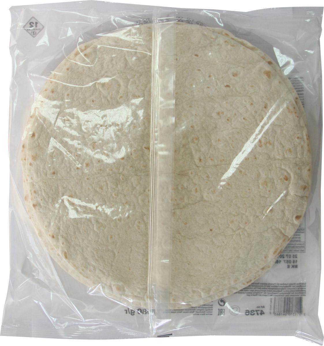 Santa Maria Тортилья пшеничная 12, 1080 г0120710Классическая мексиканская лепешка (тортилья) используется для приготовления холодных сендвичей и горячих блюд Техасско-Мексиканской кухни. Готова к употреблению сразу после вскрытия упаковки.