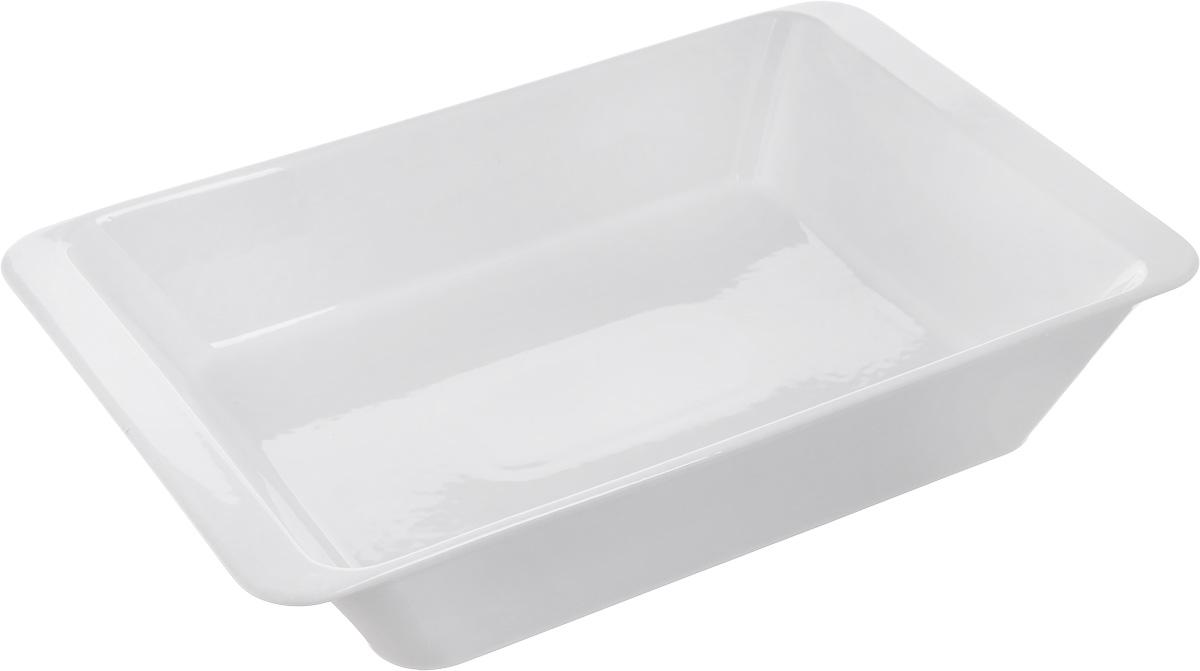 Форма для запекания Tescoma Gusto, прямоугольная, 40 х 25 см623122Прямоугольная форма Tescoma Gusto, выполненная из высококачественной керамики, отлично подходит для выпечки, запекания, сервировки и хранения блюд.Пригодна для всех типов духовок, холодильников и морозильников. Можно мыть в посудомоечной машине. Выдерживает температуру от -18°С до +240°С. Внутренний размер формы: 34 х 24 см. Внешний размер формы: 40 х 25 см.Высота стенки: 8,5 см.