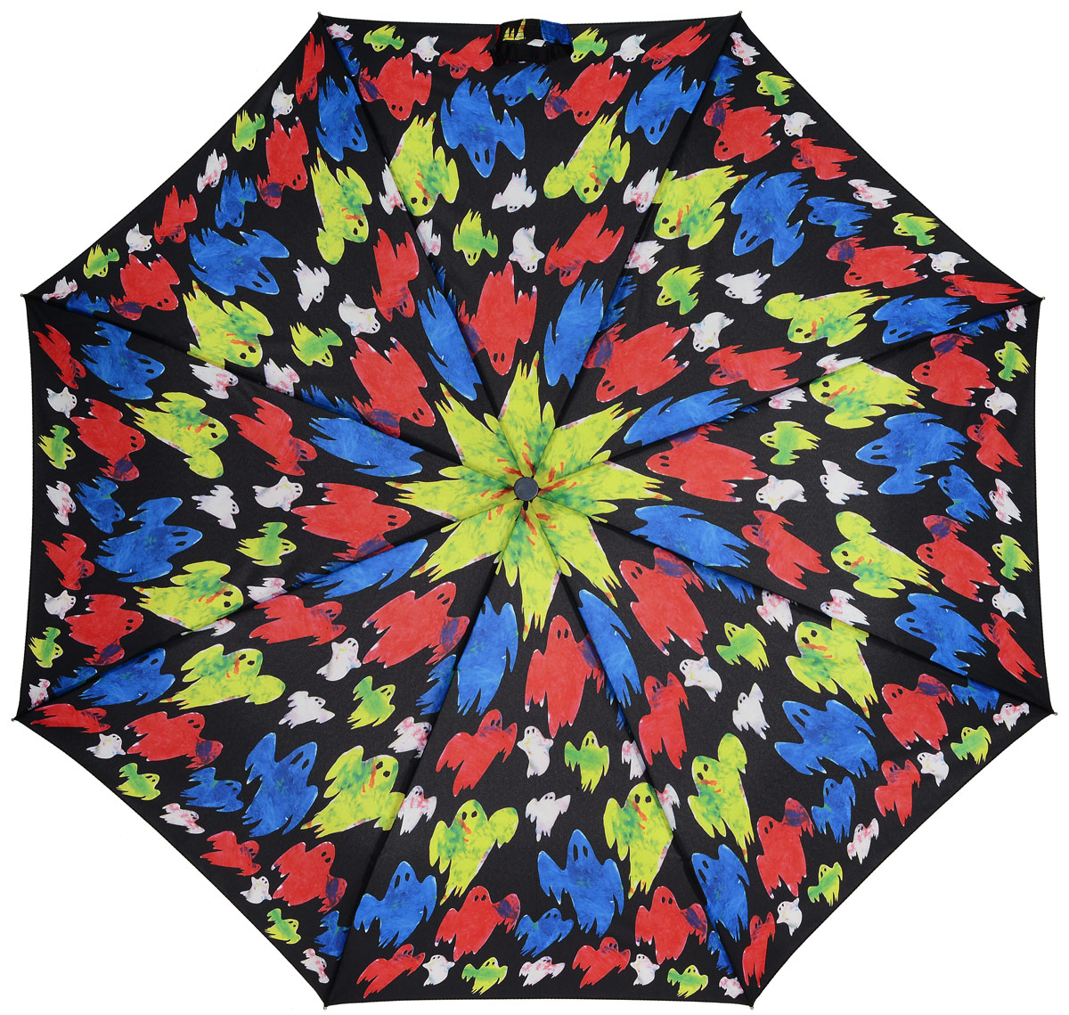 Зонт женский Fulton Simeon Farrar, механический, 3 сложения, цвет: мультиколор. E446-2450REM12-CAM-GREENBLACKСтильный зонт Fulton Simeon Farrar имеет 3 сложения, даже в ненастную погоду позволит вам оставаться стильной. Легкий, но в тоже время прочный и ветроустойчивый каркас из фибергласса состоит из восьми спиц с износостойкими соединениями. Купол зонта выполнен из прочного полиэстера с водоотталкивающей пропиткой. Рукоятка разработанная с учетом требований эргономики, выполнена из настоящего каучука.Зонт механического сложения: купол открывается и закрывается вручную до характерного щелчка. Такой зонт не только надежно защитит вас от дождя, но и станет стильным аксессуаром, который идеально подчеркнет ваш неповторимый образ.