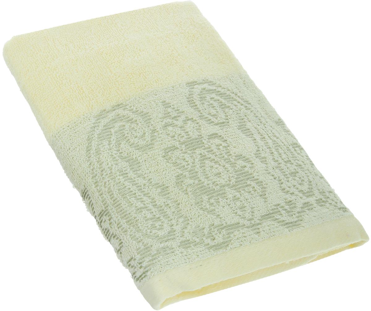 Полотенце Arya Pesca, цвет: молочный, 50 х 100 см68/5/3Полотенце Arya Pesca выполнено из 100% хлопка. Изделие отлично впитывает влагу, быстро сохнет, сохраняет яркость цвета и не теряет форму даже после многократных стирок. Такое полотенце очень практично и неприхотливо в уходе. Оно создаст прекрасное настроение и украсит интерьер в ванной комнате.