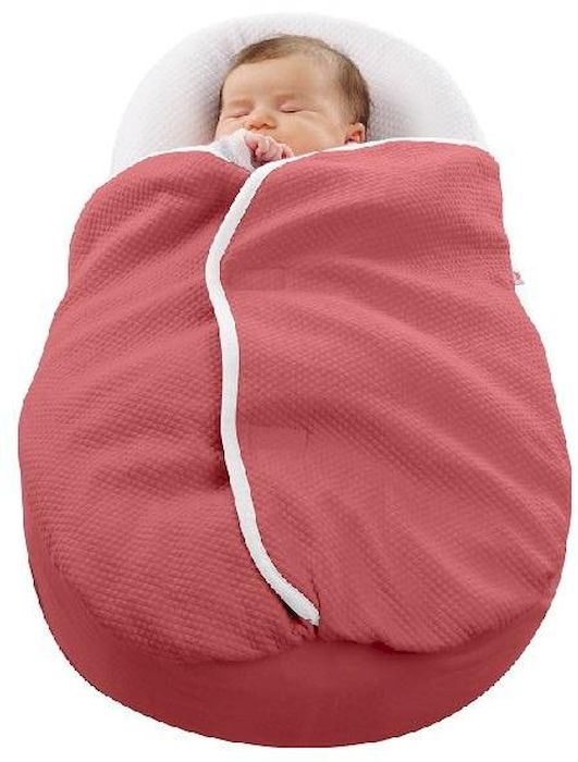 одеяло для Cocoonababy® / QUILTED COCOONACOVER CORAL