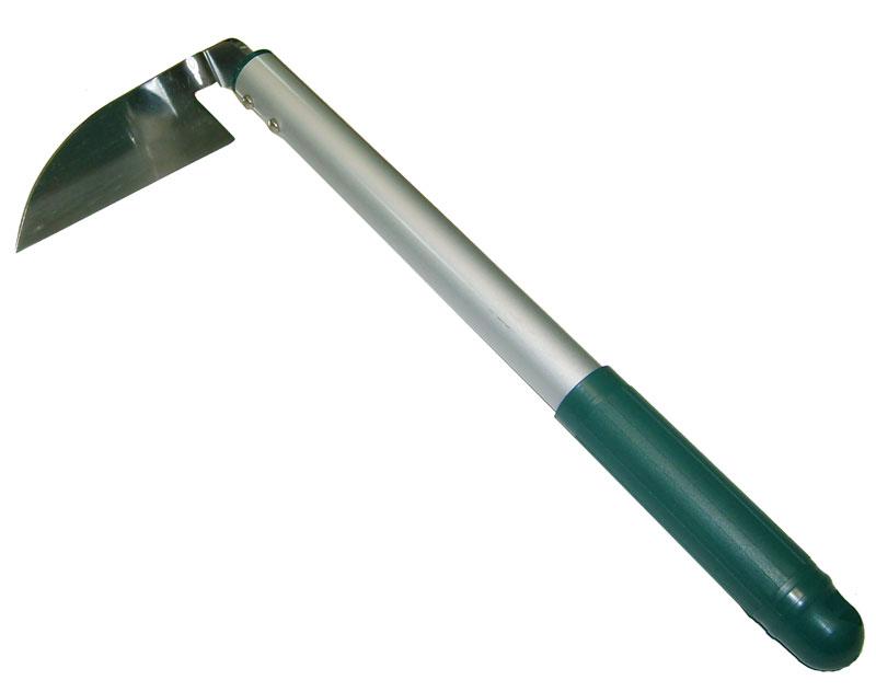 Тяпка садовая Skrab. 28071BH0429_белыйМотыга, тяпка - является сельскохозяйственным инструментом, преимущественно для работы на частном подворье, в саду или на даче.Заметно уменьшает трудоемкость прополки и рыхления почвы, а также уничтожения сорняков.Материалом для изготовления служит нержавеющая сталь со специальной закалкой, придающей режущей кромке достаточную прочность и возможность заточки во время работы.