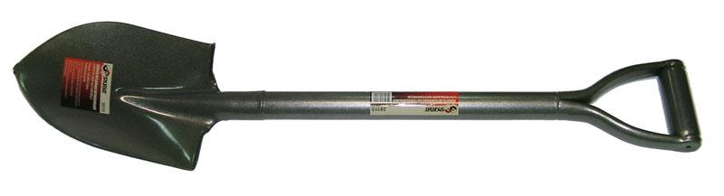 Лопата Skrab штыковая, мини. 28115C0042416Лопата штыковая АВТОМОБИЛЬНАЯ (металлический черенок).Размер: 175х280х800мм.Металлическая часть изготовлена из высокоуглеродистой стали с добавлением марганца.Закалена и имеет защитное покрытие.V-образная ручка.Применяется для выполнения земляных и строительных работ.