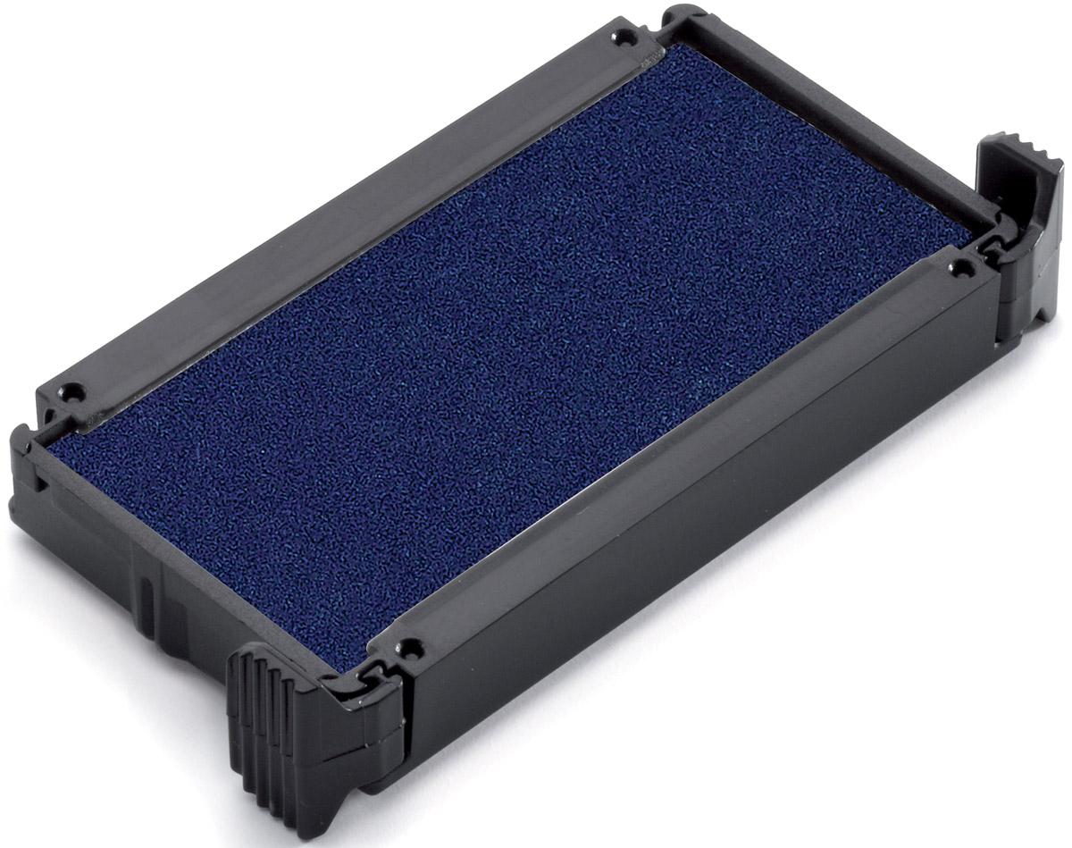 Trodat Сменная штемпельная подушка цвет синий 6/4910С6/4750/2Оригинальная сменная штемпельная подушка Trodat для серии PRINTY и PROFESSIONAL Line гарантируют высокое качество от первого до последнего оттиска. Четкие оттиски. Ресурс подушки - 10 000 оттисков. Рекомендована замена подушки, а не дозаправка краской. Цвет краски - синий. Подходит к артикулам 4910, 4810.