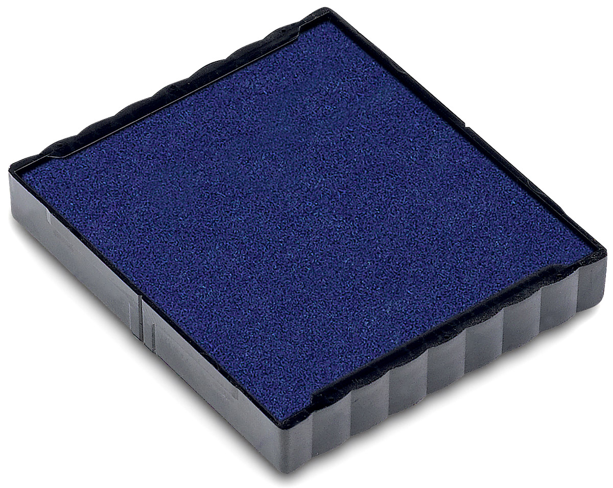 Trodat Сменная штемпельная подушка синяя к арт. 4924 4940FS-00102Оригинальные сменные штемпельные подушки TRODAT для серии PRINTY и PROFESSIONAL Line гарантируют высокое качество от первого до последнего оттиска. Четкие оттиски. Ресурс подушки – 10 000 оттисков. Рекомендована замена подушки, а не дозаправка краской. Артикул указан на донце. Подходит для кода С03838, С03834, С03836, С03806, цвет - синий