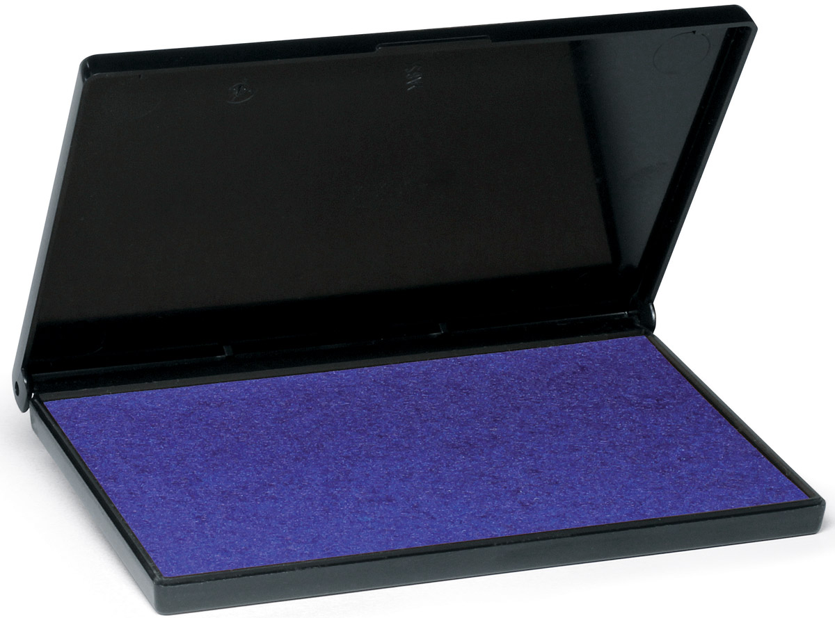 Trodat Штемпельная подушка фиолетовая 9х5 см