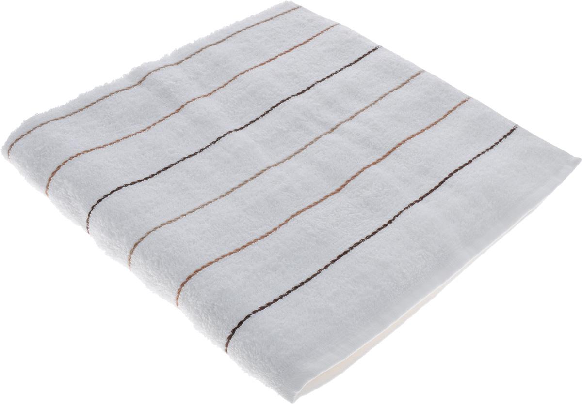 Полотенце Arya Sonbahar, цвет: светло-серый, 70 х 130 см54 002814Полотенце Arya Sonbahar выполнено из 100% хлопка. Изделие отлично впитывает влагу, быстро сохнет, сохраняет яркость цвета и не теряет форму даже после многократных стирок. Такое полотенце очень практично и неприхотливо в уходе. Оно создаст прекрасное настроение и украсит интерьер в ванной комнате.