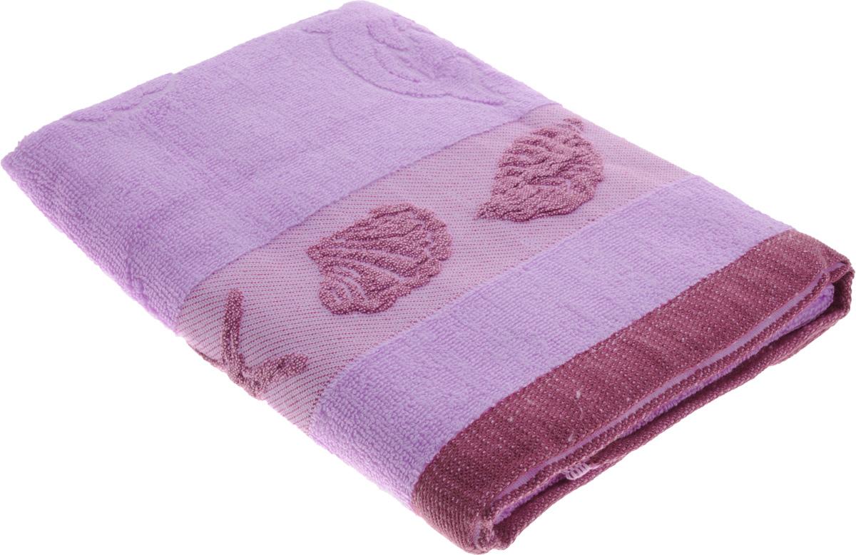 Полотенце Arya Marito, цвет: пурпурный, 50 х 100 смS03301004Полотенце Arya Marito выполнено из 100% хлопка. Изделие отлично впитывает влагу, быстро сохнет, сохраняет яркость цвета и не теряет форму даже после многократных стирок. Такое полотенце очень практично и неприхотливо в уходе. Оно создаст прекрасное настроение и украсит интерьер в ванной комнате.