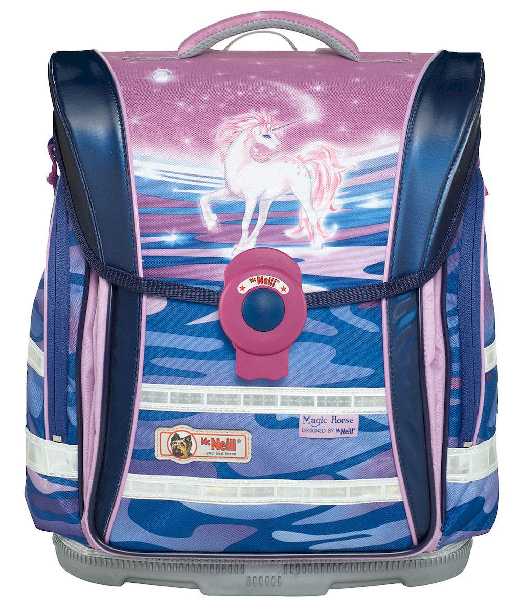 McNeill Ранец школьный Ergo Light Compact Единорог9604161000