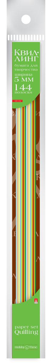 Альт Бумага для квиллинга 5 мм 144 полосы 12 цветов20А4В_15274Цветная бумага для квиллинга Альт разработана для создания объемных композиций, украшений для открыток и фоторамок. В набор входят 144 предварительно нарезанные узкие полоски цветной бумаги.Высокая плотность позволяет готовым спиральным элементам держать форму, не раскручиваясь и не деформируясь. Ширина полосок составляет 5 мм. Тонированная в массе бумага предназначена для скручивания в спирали с последующим приданием нужной формы.