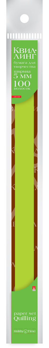 Альт Бумага для квиллинга 5 мм 100 полос цвет зеленый12А4В_14776Цветная бумага для квиллинга Альт разработана для создания объемных композиций, украшений для открыток и фоторамок. В набор входят 100 предварительно нарезанных узких полос цветной бумаги. Высокая плотность позволяет готовым спиральным элементам держать форму, не раскручиваясь и не деформируясь. Ширина полосок составляет 5 мм. Тонированная в массе бумага предназначена для скручивания в спирали с последующим приданием нужной формы.