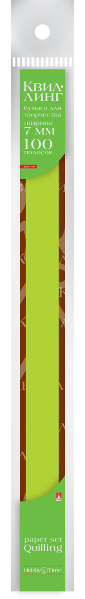 Альт Бумага для квиллинга 7 мм 100 полос цвет зеленый32А4блВ_14551Цветная бумага для квиллинга Альт разработана для создания объемных композиций, украшений для открыток и фоторамок. В набор входят 100 предварительно нарезанных узких полос цветной бумаги. Высокая плотность позволяет готовым спиральным элементам держать форму, не раскручиваясь и не деформируясь. Ширина полосок составляет 7 мм. Тонированная в массе бумага предназначена для скручивания в спирали с последующим приданием нужной формы.