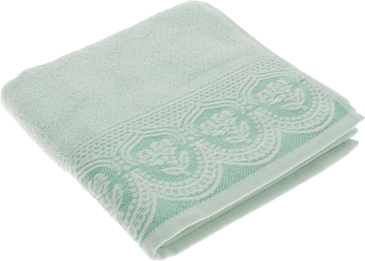 Полотенце Arya Bella, цвет: светло-зеленый, 70 х 140 см68/5/3Полотенце Arya Bella выполнено из 100% хлопка. Изделие отлично впитывает влагу, быстро сохнет, сохраняет яркость цвета и не теряет форму даже после многократных стирок. Такое полотенце очень практично и неприхотливо в уходе. Оно создаст прекрасное настроение и украсит интерьер в ванной комнате.