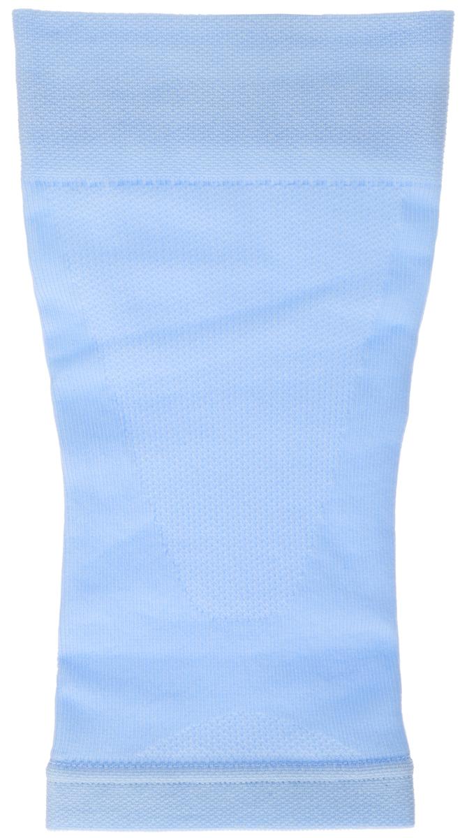 Суппорт колена Phiten Soft Type Light. Размер S/M (30-42 см)MCI54145_WhiteСуппорт колена Phiten Soft Type Light рекомендован при всех видах воспалений коленного сустава, растяжениях мышц и связок коленного сустава, бурситах, хронических дегенеративных заболеваниях суставов, артрозе коленного сустава, артрите и остеоартрите. Суппорт обеспечивает мягкую фиксацию сустава, активное воздействие на проприоцепторы, снимает суставное, связочное и мышечное напряжение, облегчает болевые ощущения. Бандаж очень легкий, воздухопроницаемый, а потому очень комфортный и может быть использован не только спортсменами во время тренировок, но и в обычной жизни.Материал: 55% полиэстер, 30% нейлон, 9% полиуретан, хлопок 6%, акватитан, аквапалладий.Обхват колена: 30-42 см. Длина суппорта: 25 см.