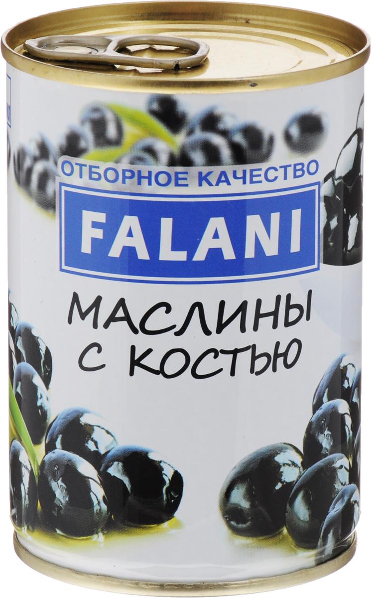 FALANI маслины с косточкой, 280 г в борисов самая загадочная книга