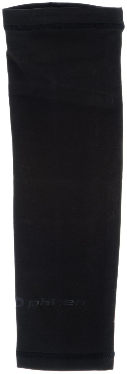 Рукав силовой Phiten X30, цвет: черный. Размер М (23-29 см). SL523004ASS-02 S/MСиловой рукав Phiten X30, выполненный из 85% полиэстера и 15% полиуретана, идеально подходит для поддержки и увеличения силы мышц (плеча/предплечия) спортсменов. Рукав снимает мышечное напряжение, повышает выносливость и силу мышц. Он мягко фиксирует суставы, но при этом абсолютно не стесняет движения.Пропитка Aqua Titan с фактором X30 увеличивает эластичность мышц и связок, а также хорошо поглощает и испарять пот, что позволяет продлить ощущение комфорта при тренировках.Изделие специально разработано таким образом, чтобы соответствовать форме руки и обеспечить плотное прилегание, а благодаря инновационным материалам, рукав действительно поможет вам в процессе тяжелой тренировки или любой серьезной нагрузки.Силовой рукав Phiten X30 способствует:- улучшению циркуляции крови в организме;- разгрузке поврежденного сустава; - уменьшению усталости;- снятию излишнего напряжения и скорейшему восстановлению сил;- обеспечивает компрессионный эффект.
