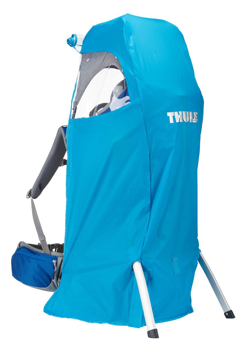 Чехол влагозащитный Thule Sapling Child Carrier, для рюкзака, цвет: голубой, 75-95 л210300Накидка от дождя для рюкзака-переноски Thule Sapling не даст вашему ребенку промокнуть.Изготовлен из прочного нейлона (плотность волокна 70 ден) с водонепроницаемым полиуретановым покрытием и проклеенными швами для защиты от воды. Специальный вшитый мешок для компактного хранения. Эластичный ремень удерживает накидку от дождя при сильном ветре. Шнурок для затягивания образует плотную петлю вокруг рюкзака для идеальной посадки. Светоотражающий логотип обеспечивает вашу заметность в темное время суток. Подходит для рюкзаков объемом 75–95 л.
