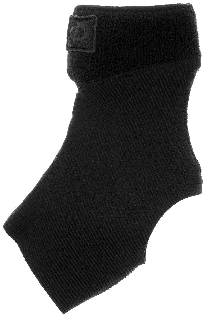 Суппорт голеностопа Phiten Ankle. Middle Type. Размер S (20-23 см)AIRWHEEL Q3-340WH-BLACKСуппорт голеностопа Phiten Ankle. Middle Type обеспечивает среднюю фиксацию. Идеально подходит для ношения в течение всего дня, особенно при тяжелых травмах голеностопного сустава. Фиксируется с помощью липучки. Применяется при нестабильности голеностопного сустава, растяжениях и разрывах связок, растяжении мышц, состоянии после вывихов и подвывихов, хроническом, послеоперационном и посттравматическом воспалении сухожилий в области голеностопного сустава. Обеспечивает компрессионный эффект, фиксацию голеностопного сустава и его стабилизацию, улучшает кровообращение и способствует скорейшему восстановлению после травмы. Специальная пропитка из акватитана и аквапалладия обеспечивает противоотечный эффект и компенсирует сдавливание, а также способствует снятию боли и напряжения. Материал: внешний слой: 93% нейлон, 7% полиуретан; внутренний слой: 80% нейлон, 20% полиуретан; акватитан, аквапалладий.