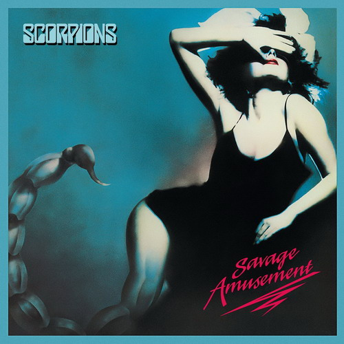 Scorpions Scorpions. Savage Amusement scorpions savage amusement cd dvd