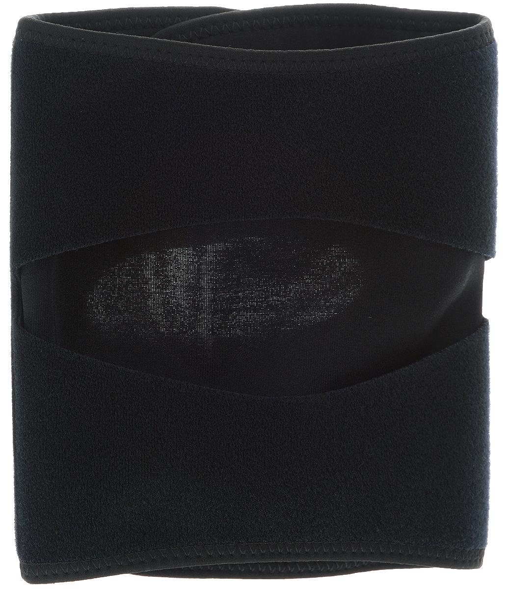 Суппорт колена Phiten Middle Type. Размер М (38-47 см)AIRWHEEL Q3-340WH-BLACKСуппорт колена Phiten Middle Type прекрасно фиксирует колено и держит чашечку. Он также снимает связанную с мышечными спазмами боль и перетренированность мышц. Сдавливание при длительном ношении с лихвой компенсируется тонусом сосудов. Пропитка из акватитана и аквапалладия обеспечивает противоотечный эффект, способствует снятию боли и напряжения и скорейшему восстановлению. Показания к применению: все виды воспаления коленного сустава, растяжение мышц и связок коленного сустава, бурситы, хронические дегенеративные заболевания суставов, артроз коленного сустава, артрит и остеоартрит, пателлофеморальный болевой синдром. Суппорт обеспечивает мягкую фиксацию сустава, активное воздействие на проприоцепторы, снятие суставного, связочного и мышечного напряжения, облегчение болевых ощущений. Действие уникальных материалов по улучшению кровообращения в тканях помогает избежать проблемы сдавливания, возникающей при частом ношении суппорта.Материал: наружная часть: 93% нейлон, 7% полиуретан; внутренняя часть: 80% нейлон, 20% полиуретан; липучка: 100% нейлон; акватитан, аквапалладий. Обхват колена: 38-47 см.