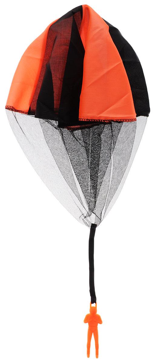 YG Sport Игровой набор Парашютист цвет оранжевый