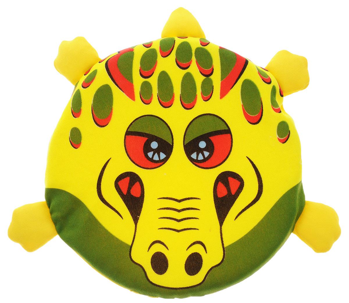 YG Sport Летающий диск Веселые животные Крокодил