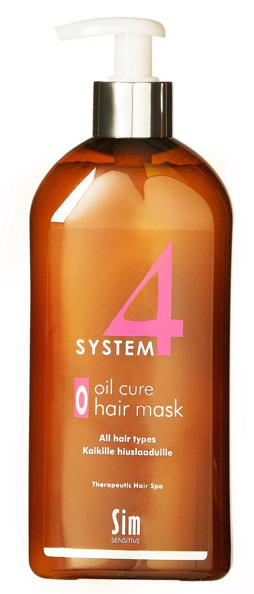 SIM SENSITIVE Терапевтическая маска О SYSTEM 4 Oil Cure Hair Mask O , 500 мл5314КАК РАБОТАЕТ:салициловая кислота работает как пилинг, глубоко очищая поверхность кожи головы от всего лишнего, а климбазол и пироктон оламин убивают грибок и восстанавливают микрофлору кожи головы. Таким образом, маска готовит кожу головы к «приему» питательных и стимулирующих веществ из био-ботанического шампуня и био-ботанической сыворотки, которые напрямую попадут в волосяные луковицы. Розмарин и ментол успокаивают кожу головы и стимулируют кровообращение.БОРЕТСЯ С:выпадением волос/редением волос перхотью грибком и бактериямираздражением кожи головы/зудом, псориазом, шелушением избыточным выделением кожного сала (себореей) плохой микроциркуляцией крови в коже головы
