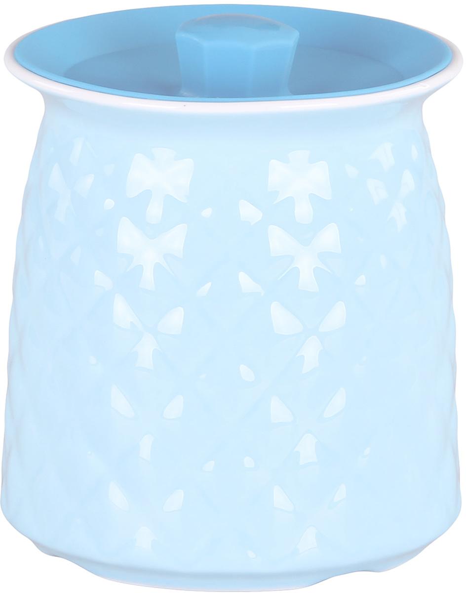 Банка для сыпучих продуктов Patricia. IM99-5252VT-1520(SR)Банкадля сыпучих продуктов Patricia выполнена из керамики высокого качества. В ней можно хранить как соль или сахар, так и различные крупы.