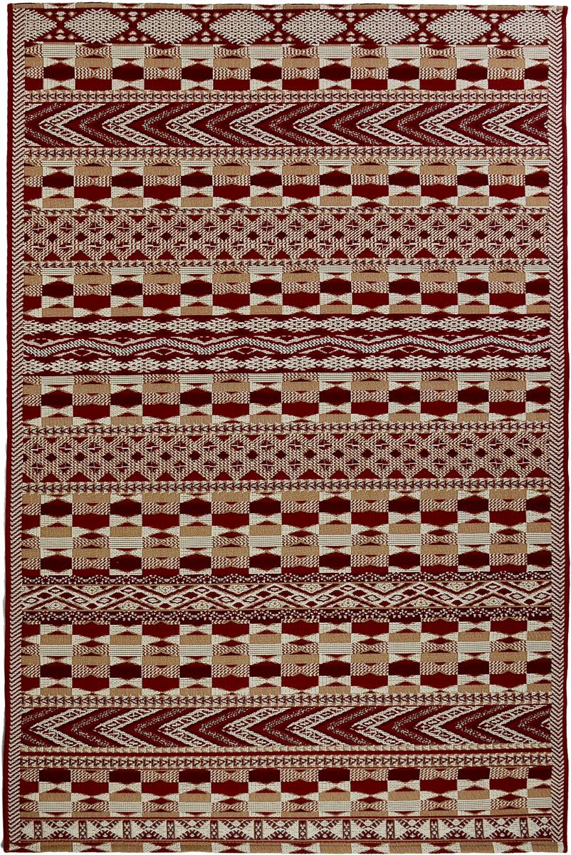 Ковер Oriental Weavers Карлуччи, цвет: красный, 120 х 180 смTHN132NПрикроватный коврик Oriental Weavers Карлуччи выполнен из текстиля, полиэстера и полипропилена. Изделие долго прослужит в вашем доме, добавляя тепло и уют, а также внесет неповторимый колорит в интерьер любой комнаты.Такой коврик отлично подойдет к вашему интерьеру.