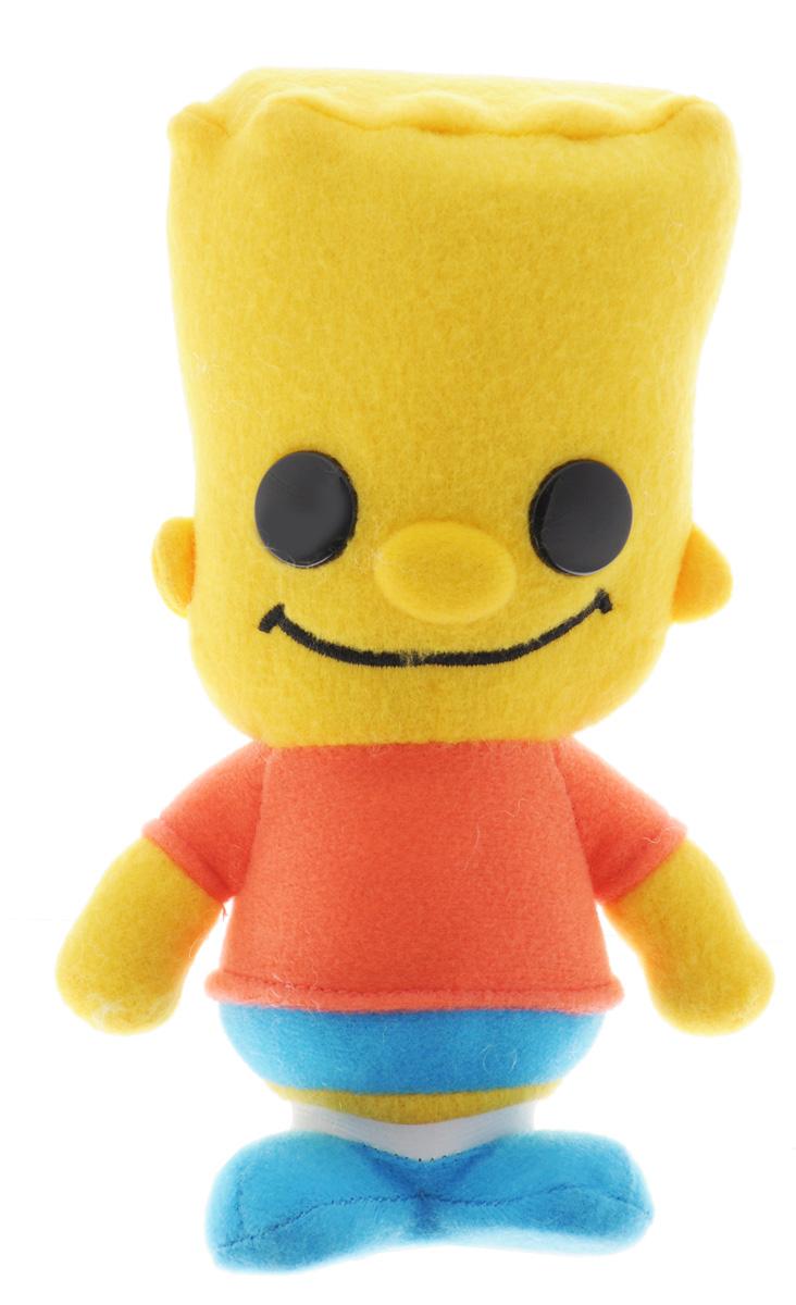 Симпсоны. Плюшевая фигурка Барт Симпсон